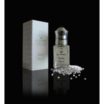 El Nabil - Baby Musc 5 ml - Enfant Saudi Perfumes - Sans Alcool