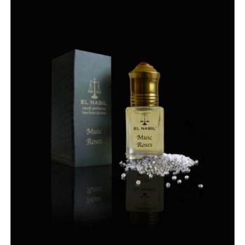 Musc Rose 5ml - Saudi Perfumes - Sans Alcool - El Nabil