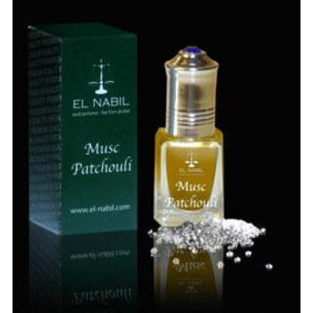 MUSC PATCHOULI 5 ml - Saudi Perfumes - Sans Alcool - El Nabil