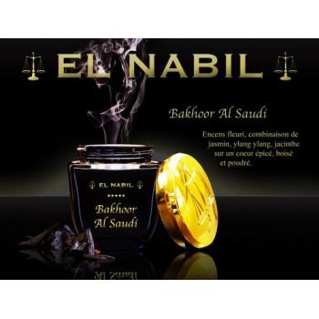 Bakhour Al Saudi - El Nabil - 60 gr