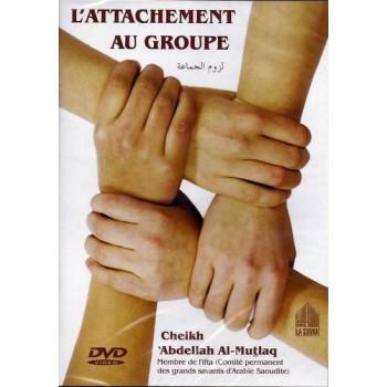 DVD - L'Attachement Au Groupe - Edition La Sunna