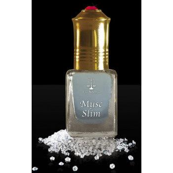 Musc Slim 5 ml - Saudi Perfumes - Sans Alcool - El Nabil