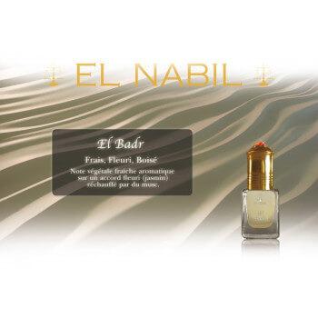 El Badr 5 ml - Saudi Perfumes - Sans Alcool - El Nabil