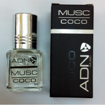 MUSC COCO - Essence de Parfum - Musc - ADN Paris - 5 ml