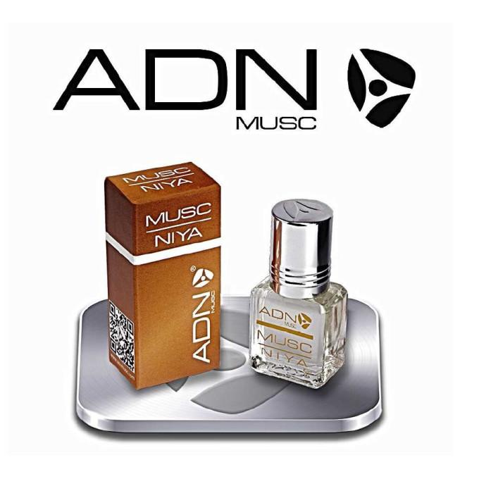 MUSC NIYA - Essence de Parfum - Musc - ADN Paris - 5 ml