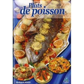 Livre Recettes Plats De Poisson - Recette Cuisine - Edition Universelle