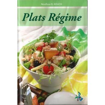 Livre Recette De Plats pour Régime - Recette Cuisine - Edition Universelle