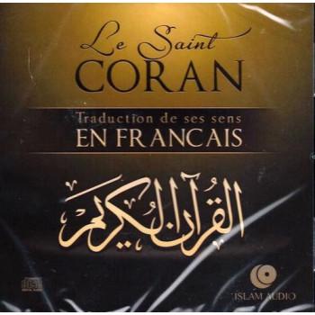 CD MP3 - Le Saint Coran en Français par Muhammad Hamidallah - Islam Audio