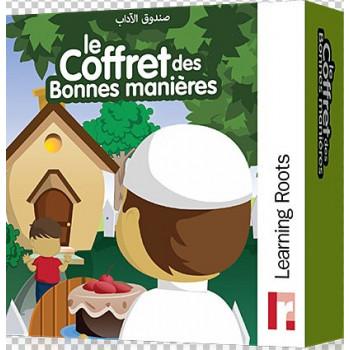 Cartes - Le Coffret Des Bonnes Manières - Edition Learning