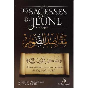 Les Sagesses du Jeune - Al Izz Ibn Abd As-Salam - Edition AL Bayyinah