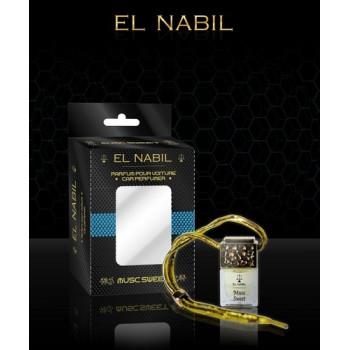 """El Nabil - Parfume Pour Voiture """"Musc Sweet"""" - 6ml"""