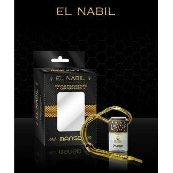 """El Nabil - Parfume Pour Voiture """"Mango"""" - 6ml"""