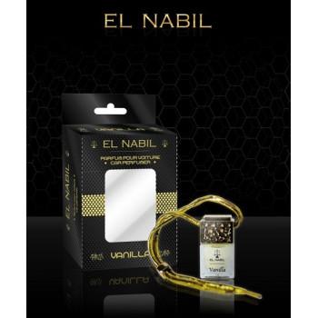 """El Nabil - Parfume Pour Voiture """"Vanilla"""" - 6ml"""