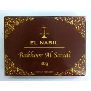 Bakhour Al Saudi - El Nabil - 30 gr