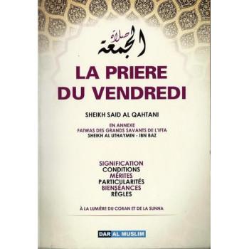 La prière Du Vendredi - Edition Dar Al Muslim