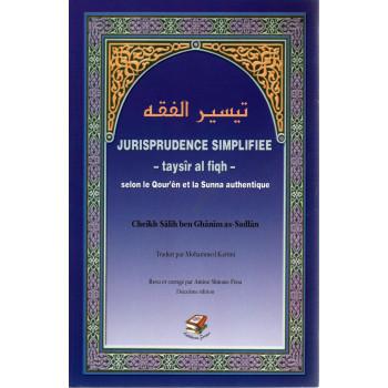 Jurisprudence Simplifiée - Taysîr Al Fiqu - Edition Zeino