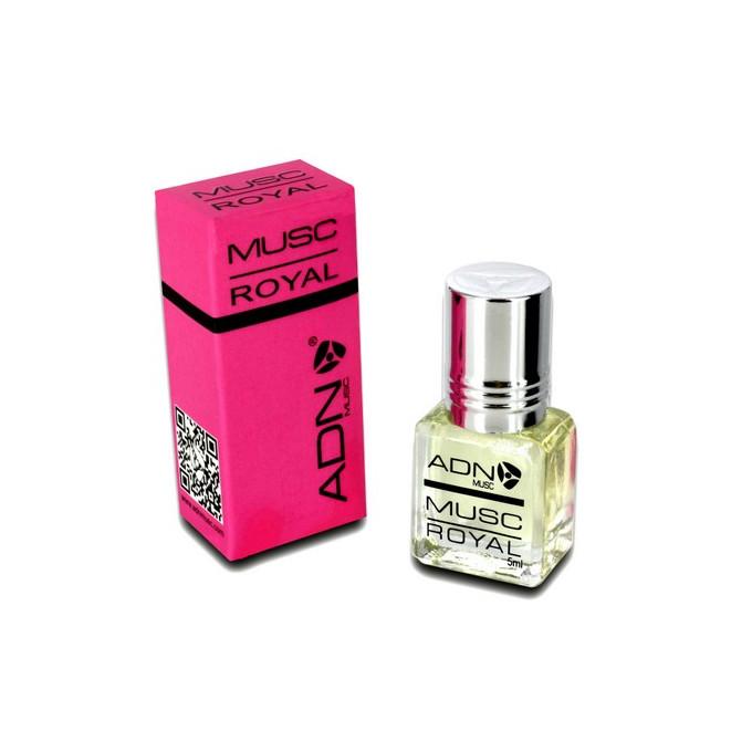 MUSC ROYAL - Essence de Parfum - Musc - ADN Paris - 5 ml