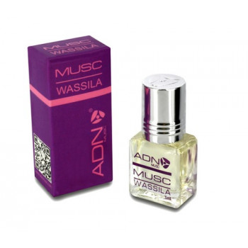 MUSC WASSILA - Essence de Parfum - Musc - ADN Paris - 5 ml
