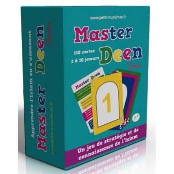 Master Deen Junior 1 - Jeu de Cartes à Partir de 7 Ans