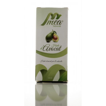 Huile d'Avocat Pure et Naturelle - 30ml - Mea Naturels
