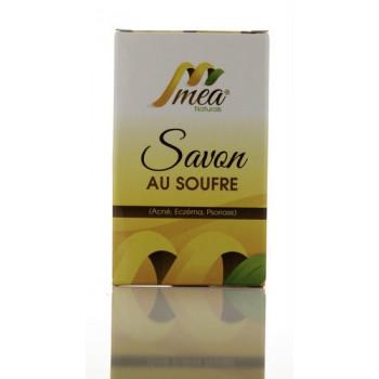 Savon Au Soufre - 80gr - Mea Naturals