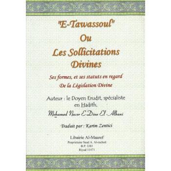 """""""E-Tawassoul"""" - Les Sollicitations Divines - Edition Al Maaref"""