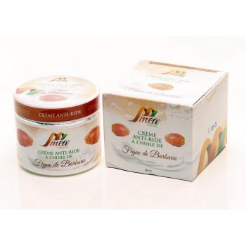 Crème Anti-Ride à l'huile de Figue de Barbarie - Sans Paraben - 50 ml - Méa Naturals