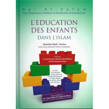 L'Education des Enfants en Islam - Edition Dar Al Salam