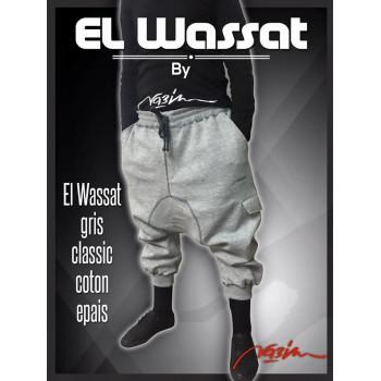 Serwel Na3im - El Wassat - Gris Clair - Collection Hiver 2015-2016