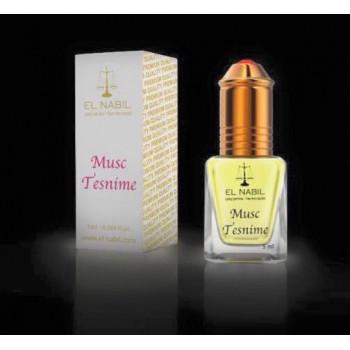 El Nabil - Musc Tesnime 5 ml - Saudi Perfumes - Sans Alcool