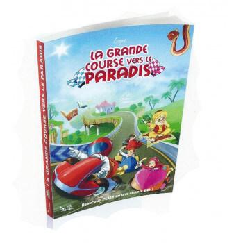 La Grande Course Vers le Paradis - Edition Sana