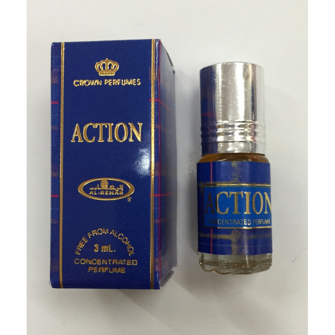 Action parfum 2017
