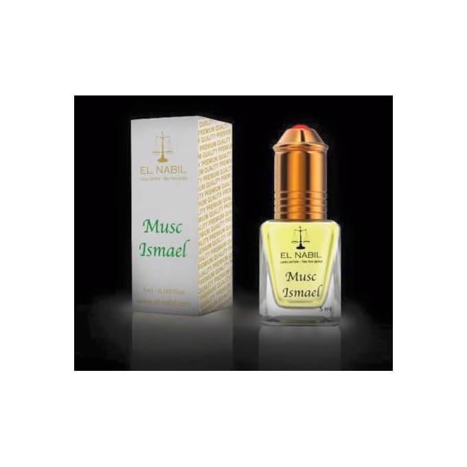 El Nabil - Musc Ismael 5 ml - Saudi Perfumes - Sans Alcool