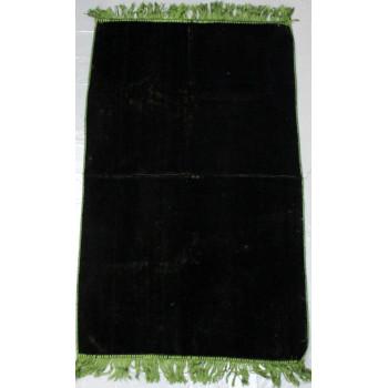 Tapis de Prière de Couleur Unis - Vert Olive Foncé - U5