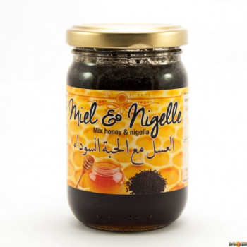 Miel à la Nigelle - El Badr - 250 gr