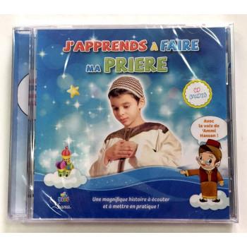 CD Audio - J'Apprends à Faire Ma Prière - Garçon - Edition Sana