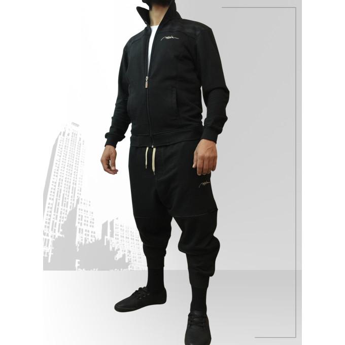 Survêtement Na3im - El Mumtaiz - Noir - Collection Été 2016