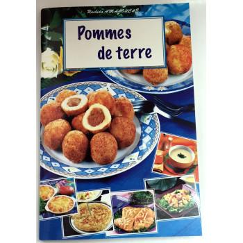 Pommes de Terre - Recettes de Cuisine - Rachida Amhaouche - Edition Chaaraoui