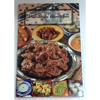 Délices du Ramadan - Recettes de Cuisine - Rachida Amhaouche - Edition Chaaraoui