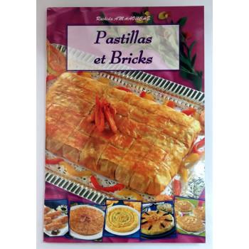 Pastillas et Bricks - Recettes de Cuisine - Rachida Amhaouche - Edition Chaaraoui