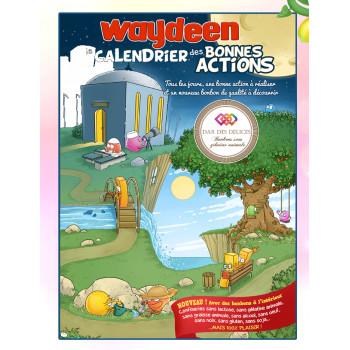 Waydeen - Le Calendrier des Bonnes Actions