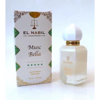 Parfums Spray - El Nabil - 50ml - Musc Bella