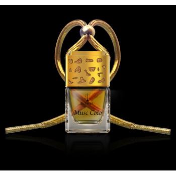 """El Nabil - Parfume Pour Voiture """"Coco"""" - 6ml"""