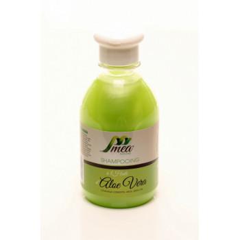 Shampoing à l'Huile Aloe Vera - Traitement du Cuir Chevelu Cassants Secs et sans Vie - 250 ml - Méa Naturals