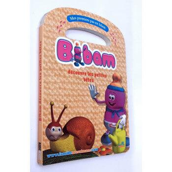 Bibam, découvre Les Petites Bêtes - Edition Pixel Graf