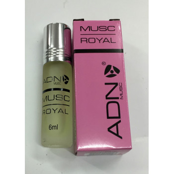 ADN Paris - Musc - Essence de Parfum - MUSC ROYAL - 6 ml