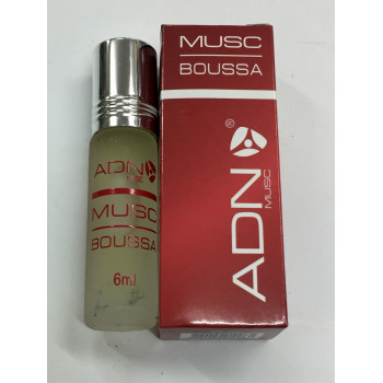 ADN Paris - Musc - Essence de Parfum - MUSC BOUSSA - 6 ml