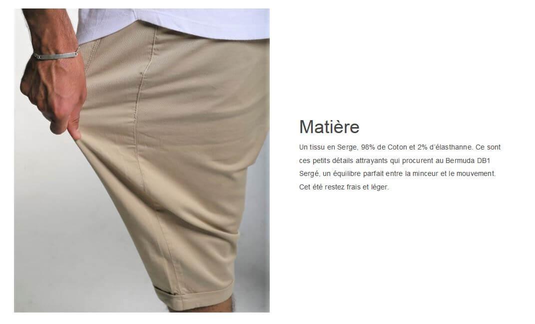 La Matière Saroual Jeans Timssan